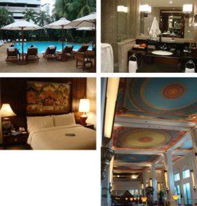 フォーシ-ズンズホテル バンコク ( タイ )
